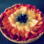Rainbow Pride Fruit Tart