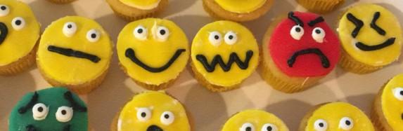 Poop-Emoji Cake